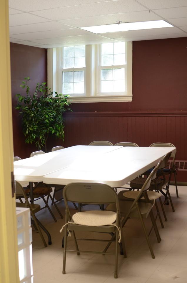 1 of 3 Sunday School Classrooms